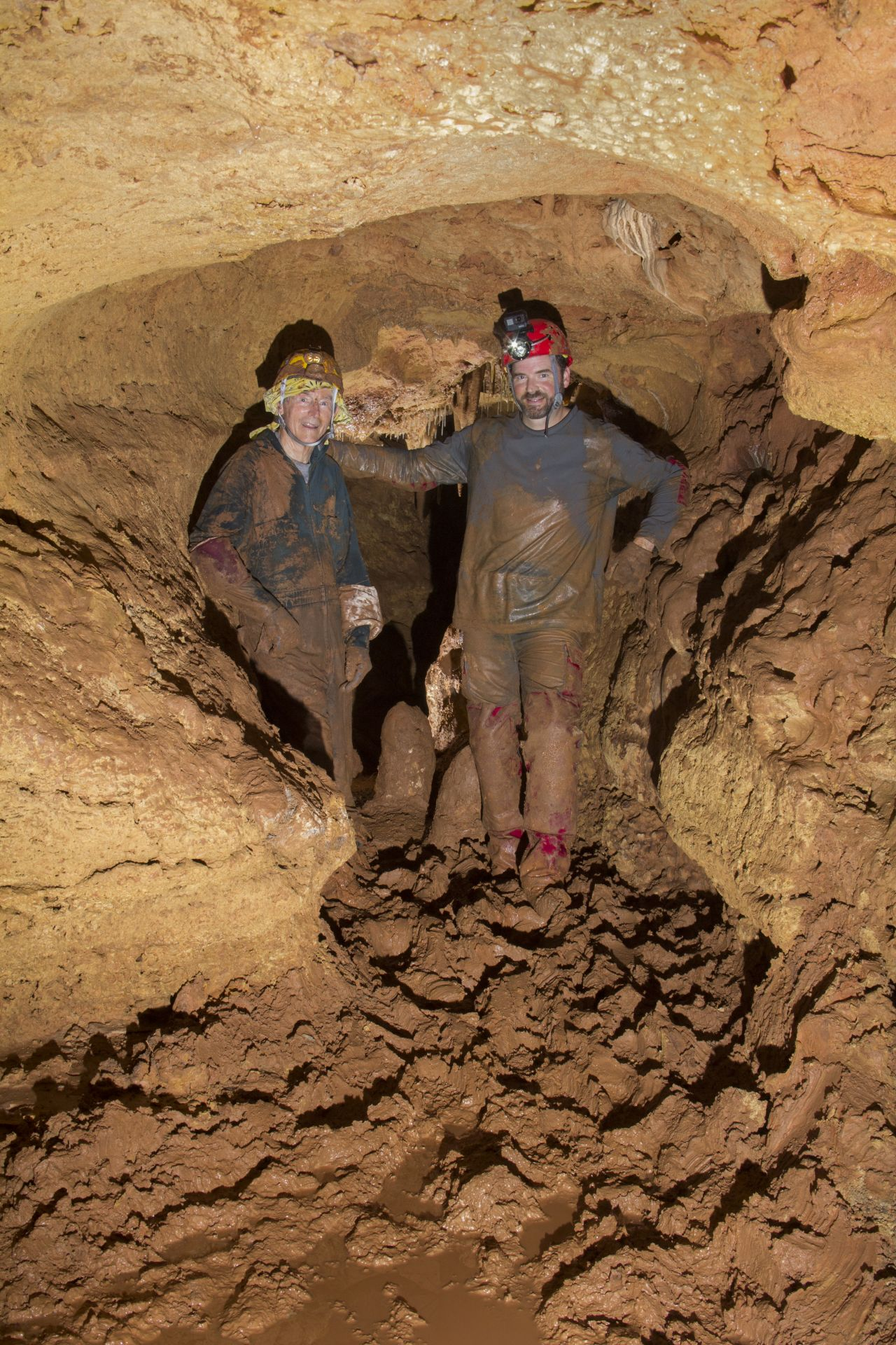 Dome Pit Expedition