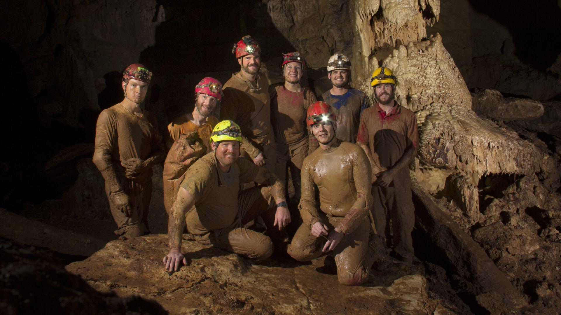 Expedition Mud