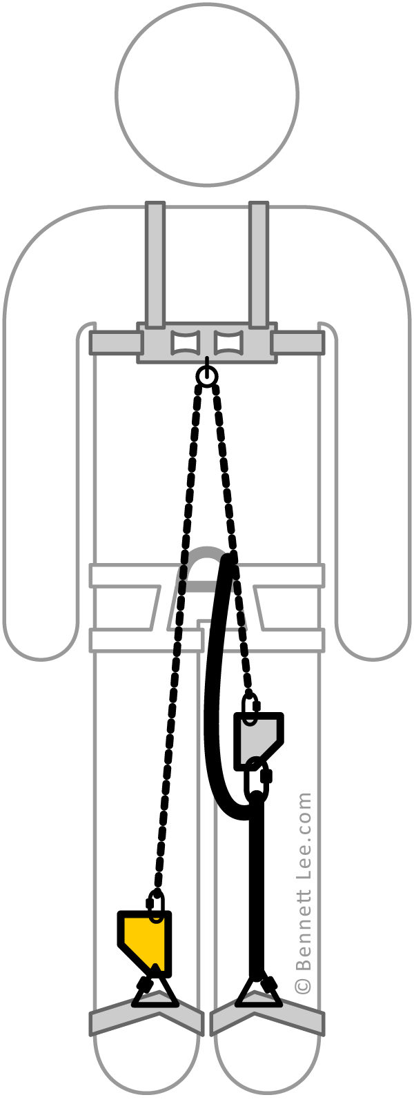 Rope Walker Ascending System